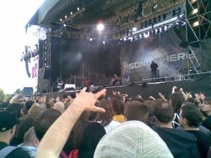 Slayer na Sonisphere, Warszawa 2010