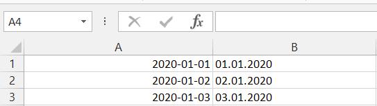 """Excel """"nie widzi"""" daty – jak zamienić tekst na datę w Excelu"""