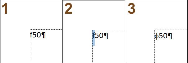 Jak wpisać znak średnicy (fi) w Microsoft Word