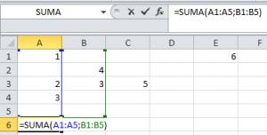 Sumowanie w Excelu w praktyce