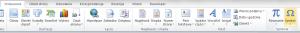 Wstawianie symboli w Microsoft Word